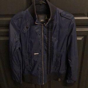 GStar Raw Bomber Jacket, dark blue